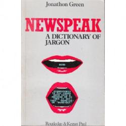 Newspeak: Dictionary Of Jargon
