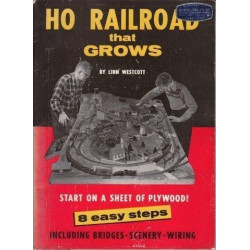 Ho Railroad that Grows