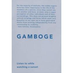 Ross Dorkin: Gamboge