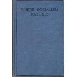 Where Socialism Failed