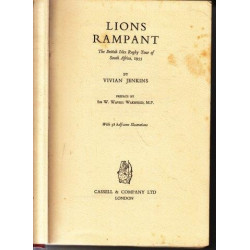 Lions Rampant: The British Isles Rugby Tour of South Africa 1955