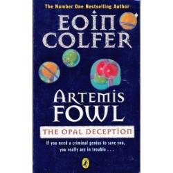 Artemis Fowl The Opal Deception