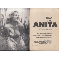 That Girl Anita. 60 Fabulous Photos of the Blond Venus Anita Ekberg