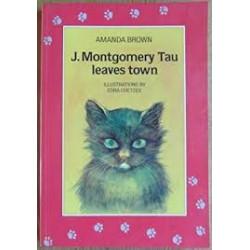 J. Montgomery Tau leaves Town