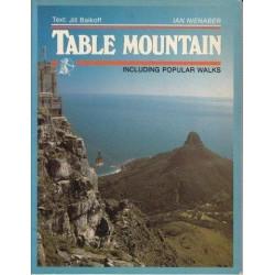 Table Mountain including Popular Walks