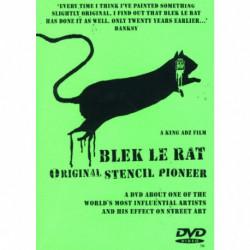 Blek Le Rat - Original Stencil Pioneer DVD