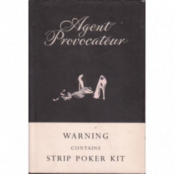 Agent Provocateur: Strip Poker Kit: The Game