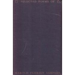 Selected Poems of Harold Fehrsen Sampson