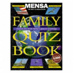 Mensa Family Quiz Book