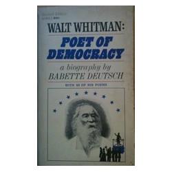 Walt Whitman, Poet of Democracy