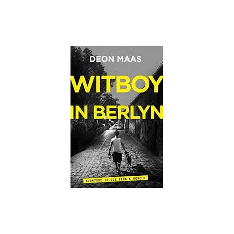 Witboy in Berlin: Adventures in the First World