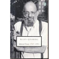 Allen Ginsberg Selected Poems 1947-1995
