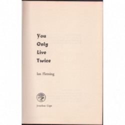 You Only Live Twice (1st Edition)