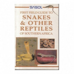 First Field Guide to Snakes & Other Reptiles of Southern Africa