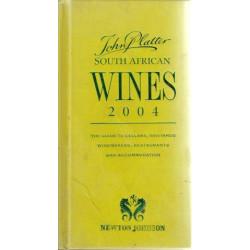 John Platter's New South African Wine Guide 2004