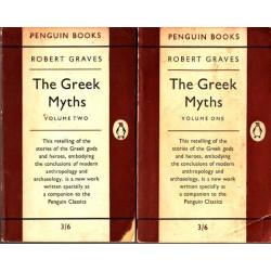 The Greek Myths Vols. 1&2