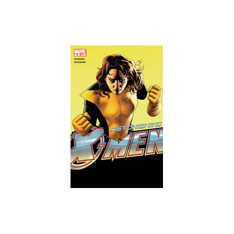Astonishing X-Men No. 16